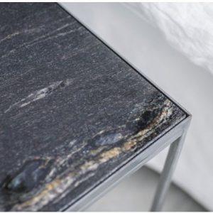 Soffbord BERGEN marmor 50