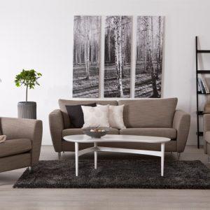 Soffa LIVORNO 3-sits