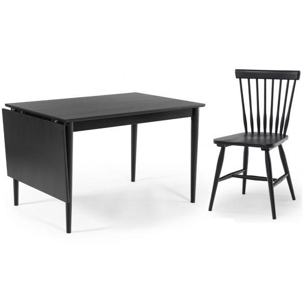 Matgrupp WASA bord+4 stol